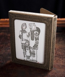 Karie Jane with Bison Bookbinding & Letterpress